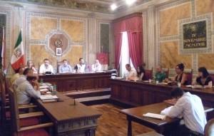 Consiglio comunale dell'11-7-11