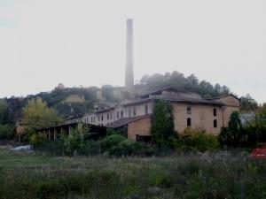 area della fornace