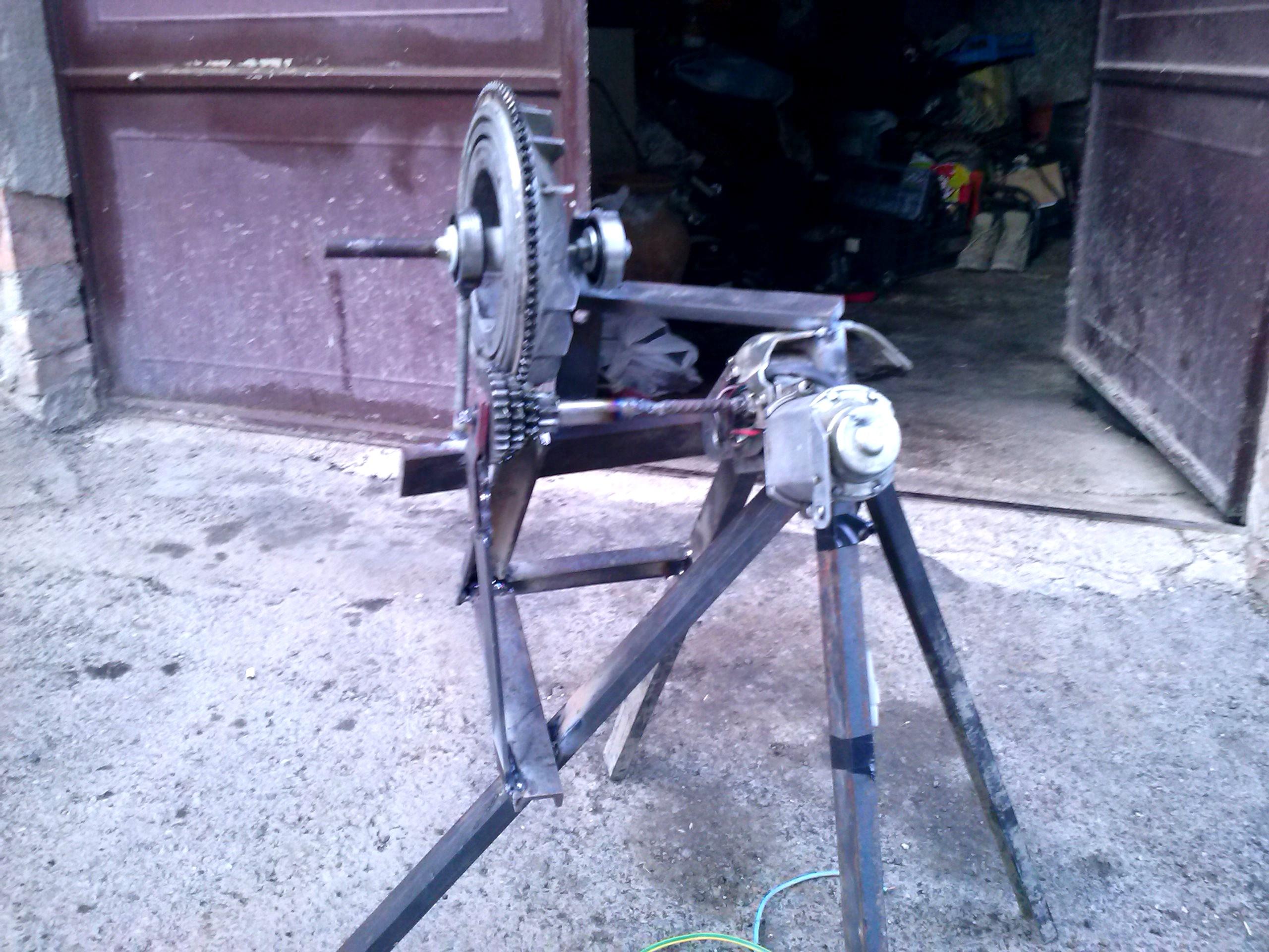 Come costruire uno spiedo artigianale