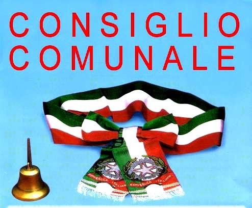 convocazione consiglio comunale. 23 luglio 2019