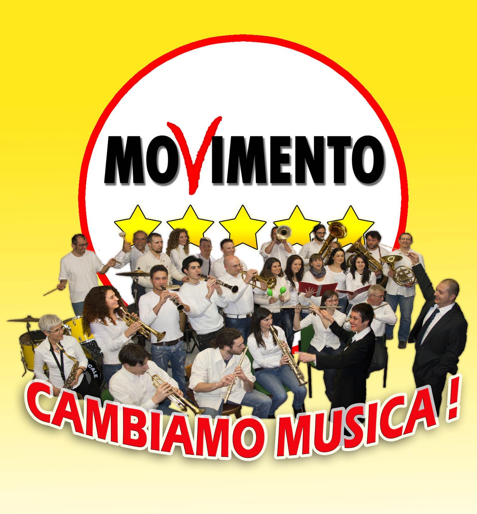 Le idee del movimento 5 stelle per la valdichiana chiusiblog for Deputati movimento 5 stelle